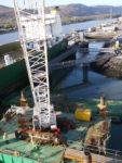 Warrenpoint 1St Ship Docking