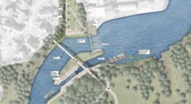 Charlesbrand Lagangateway Project Belfast Marine Ports