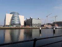Fk Lowry Spencer Dock Piling Dublin 2
