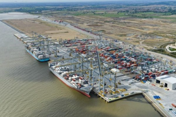 Charles Brand London Gateway
